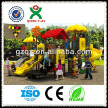 Best selling playground slides maths playground games playground equipment for Mcdonalds QX-010B