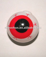 Squeeze sticky eye splat water ball kids stress ball