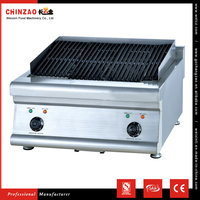 Food Service Equipment Electric Chargrill