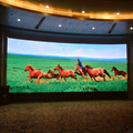 HD P10 Indoor Back Stage Background Rental Full Color Large LED Video Wall Display Screen
