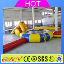 2017 New Giant inflatable water park,inflatable water amusement park,inflatable sports game for kids