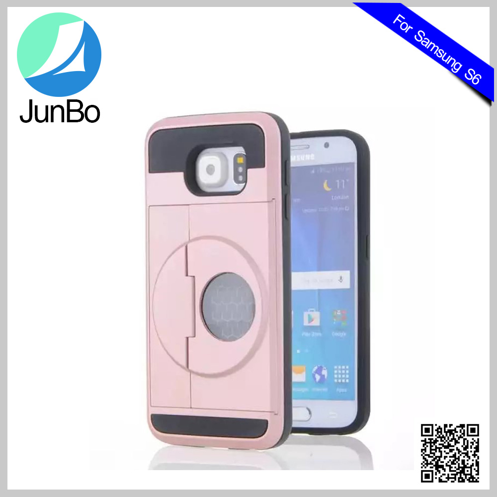 2016 new product enlarged screen mobile phone case for Samsung Galaxy S6
