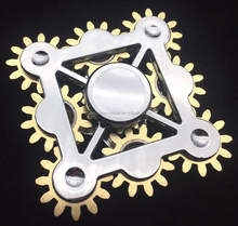 9 gear spinner hand spinner toys metal new 360 finger spinner