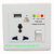 universal USB Wall socket Charger Voltage protector