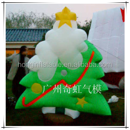 Christmas inflatable, commercial inflatable christmas tree decorations for sale