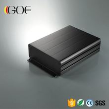 waterproof aluminum enclosure box ip65 projector enclosure