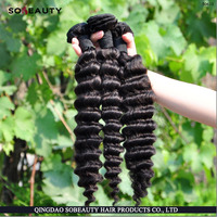 100% remy virgin human hair extension Cheap Unprocessed 8A silky straight ombre1B black to gray raw Brazilian hair for women