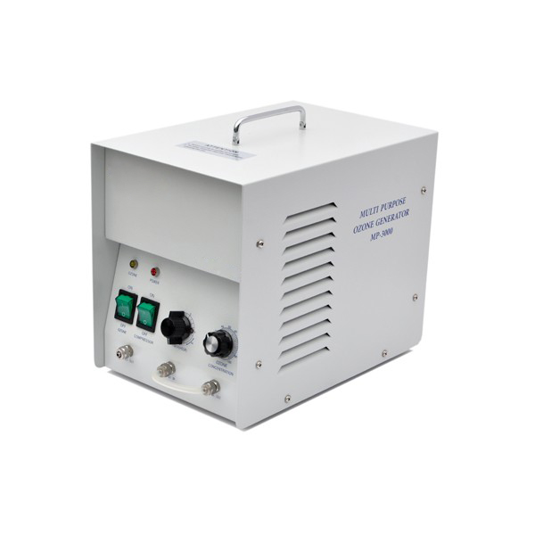 3G portable water and air sterilizer ozone generator