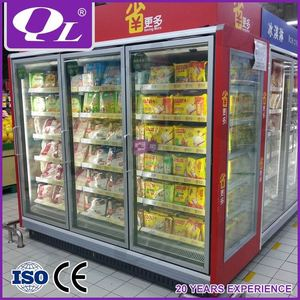 Refrigerator Commercial Showcase chiller