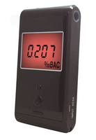Professional Digital LCD Alcohol Tester Breath Alcohol Tester