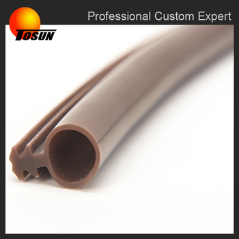 long life-time made in China ISO9001 rv window seal rubber, silicone sealing strip, extrusion rubber seals