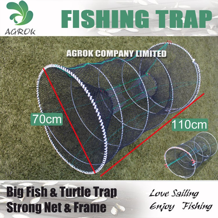 Big Turtle Trap Large Fish Trap Cage