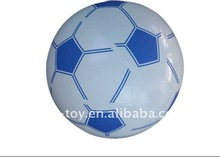 pvc promotional inflatable water football