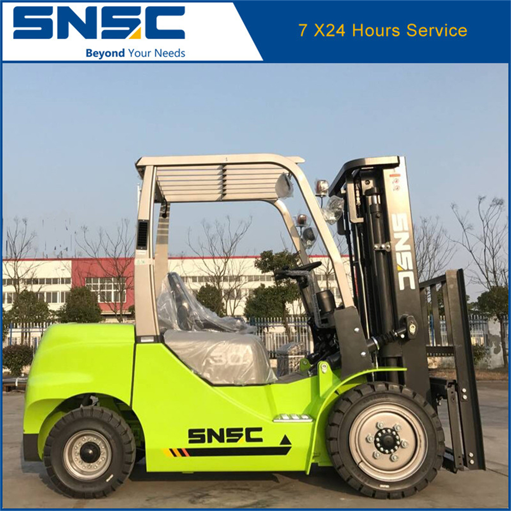 Hydraulic lifter price lifting machine forklift manufacturer