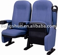 Factory price cinema chair/ auditorium chair for hot sale