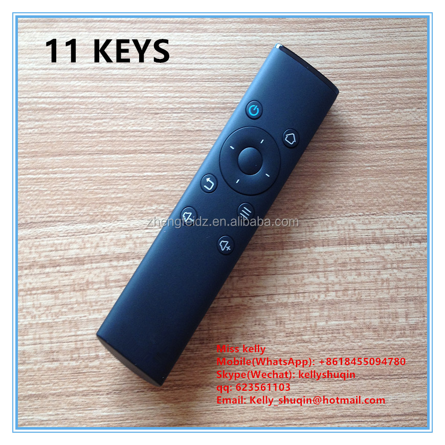 11 keys 11 buttons use for Huawei honor box infrared 4 k hd network player remote control standard M321 M330+