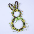 Attractive popular easter rabbit decoration