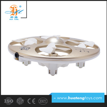 Wholesale 2.4g 4ch 6 axis gyroscope drone profesional with led light