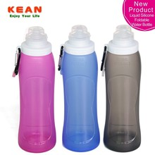 Promotion custom fda silicone insulated stainless steel water bottle