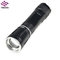 Hot Sale 1*18650 Lithium Battery Operated Zoom Rechargeable led torch