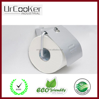Recessed toilet tissue paper holder,stainless steel tissue roll dispenser with private label