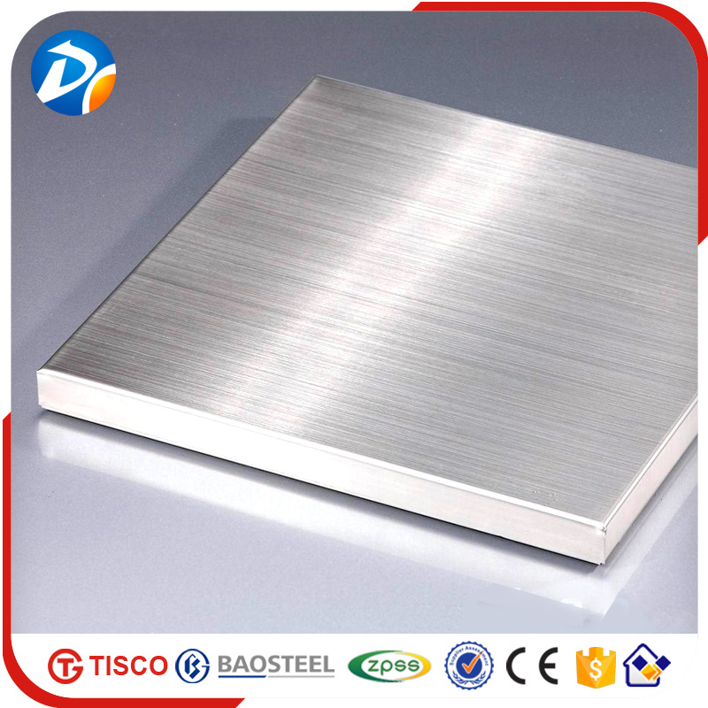 TISCO Distributor Raw Material 310 Stainless Steel Plate in Wuxi from China with ISO