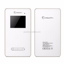Global 3G SIM card Device with 6000 mAh Lithium Battery support 100+ countries with much lower price