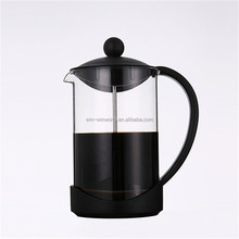 Hot new products for 2017 LFGB Plastic French Press Coffee for Coffee & Tea Sets 0.8L