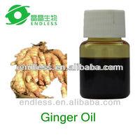 Best quality natural ginger body fat burning slim oil slimming massage oil