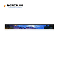 23.1 inch Stretched Bar LCD Display SAD2301KL Closed Frame Capacitive Touch Panel Indoor Video Player