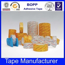 Water base bopp super clear adhesive tape