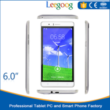 6inch big screen smartphone competitive cheap price MTK6582 Quad Core 3G Cheap smart phone