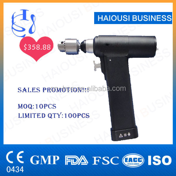 Orthopedic Bone Drill Saw /Surgical Drill Saw electric medical drill