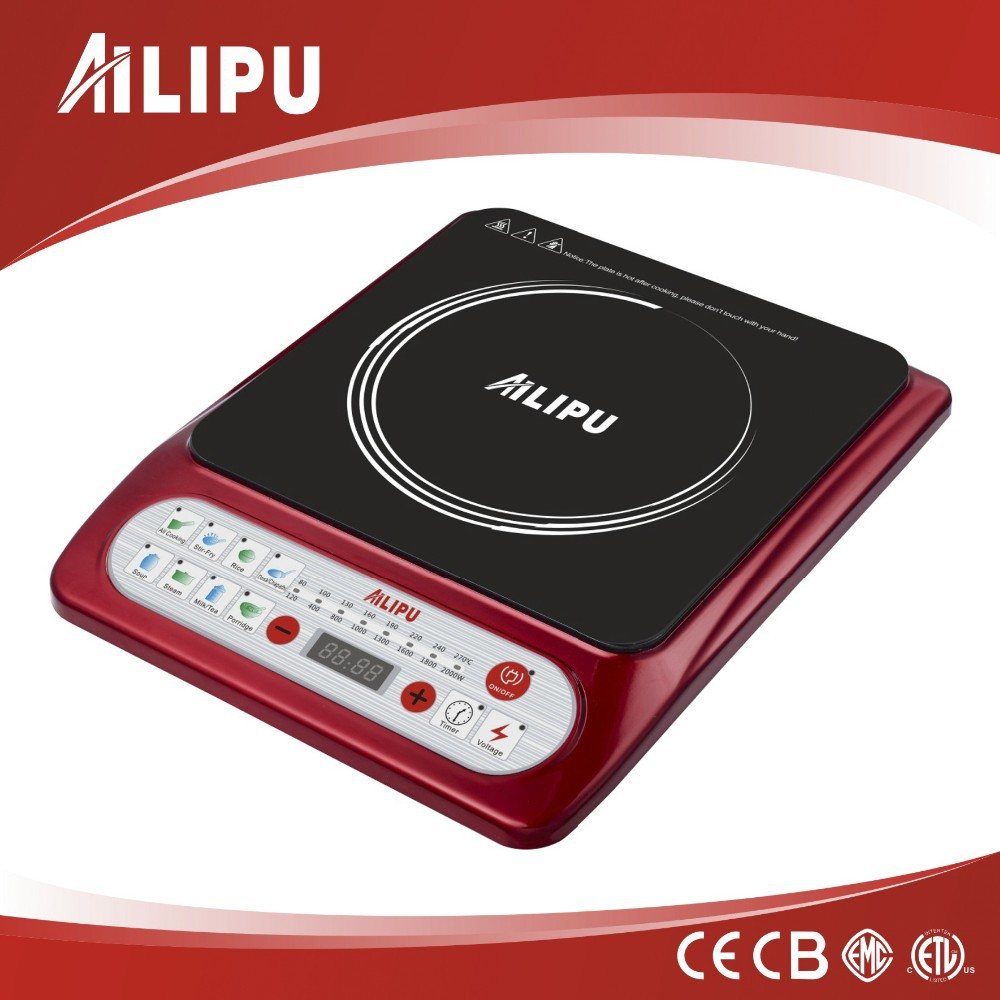 2016 New products home cheap kitchen appliance multi cooker etl approved induction cooker