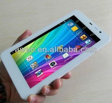 Hot Sale 6.5inch !!!- android tablet pc wifi gps MTK6572 dual core, 3g or sim card slot tablet,android 4.1