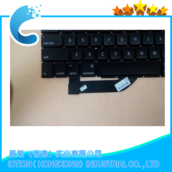 Supplier wholesale replacement laptop UK keyboard for macbook air A1369 A1466