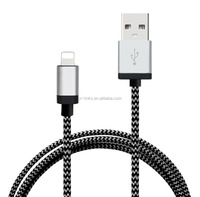 Yi-Links 2017 authorized MFi Manufacturer USB Cable for iPhone 6, 7 cable