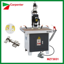 MZ73031 drilling machine for door and cabinets working of machine tools for drilling