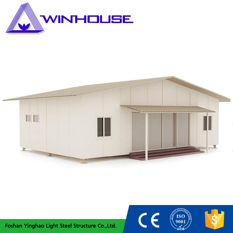 Repeated Use Flat Pack Prefabricated Container House Price