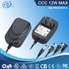 12V1A Wall-mounted power supply switching power AC/DC adapter