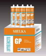 General Purpose transparent waterproof silicone sealant