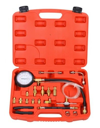 2014 TU-114 Fuel Injection Pressure Test Kit Car Diagnostic Tools rally auto parts OEM