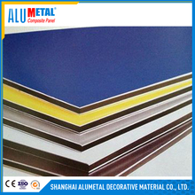 Color PE/coating 4MM aluminum composite panel , 4mm acp good price, aluminum products supplier