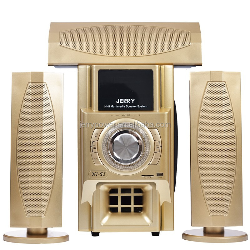 Jerry 3.1 Active Hifi Music System Surround Sound Speaker Popular Model Y3