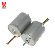 24v micro mini celling air conditioner fan electric magnetic brushless dc motor
