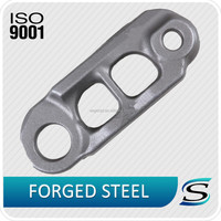 ISO Certification Parts casting and forging steel products
