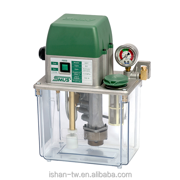 Centralized Lubrication System Pump for Machinery
