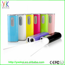 2600mah power bank for galaxy electronics wholesale