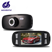 2017 best FHD 1080p user manual WDR car camera recorder / 2.7 inch car dvr camera