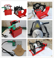 160mm hdpe pipe joint welding machine for water supply system